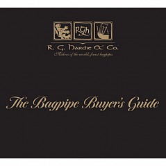 R.G. Hardie Bagpipes Buyers Guide. You can view and download using the lnk below.