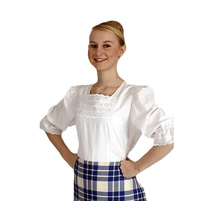 Highland Dress Blouse 8