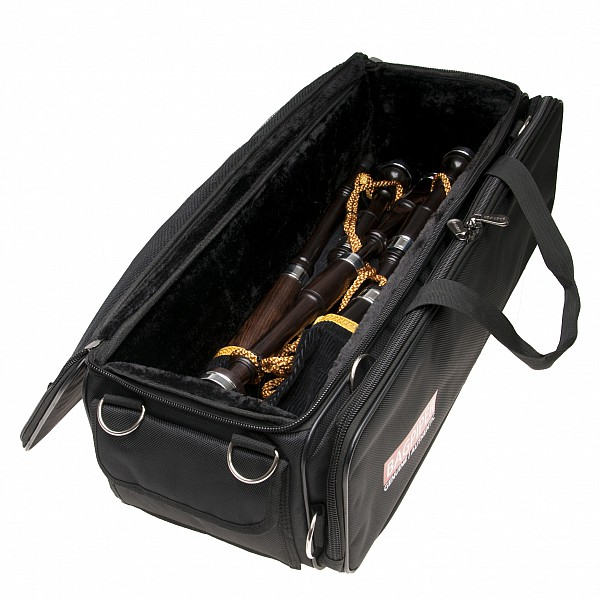 Black Australian Bagpiper Case Kilts Amp More