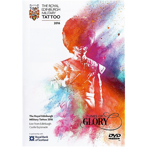 Edinburgh Tattoo DVD 2016