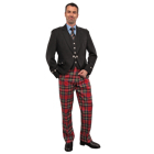 Gehe zu Kategorie Tartan Hose and Trews