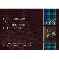 In English. The National Piping Centre Piobaireachd Tutor Book. This book replaces the College of Piping Piobaireachd Tutor 4. This book sets out the specaliased embellishments required to play