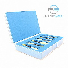 BandSpec Chanter Reed Box The BandSpec Chanter Reed Box is a great little reed chanter box for the storage and transportation of your valuable pipe chanter reeds. Compared with reed boxes we