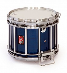 "14"" x 12"" Premier HTS-800 Snare Drum, Saphire lakiert (SL) 6MM 6-PLY SOLID BIRCH SHELL RE-PROFILED BEARING EDGE BLASTED CHROME DOWN TUBES RE-DESIGNED TENSION BOLTS"