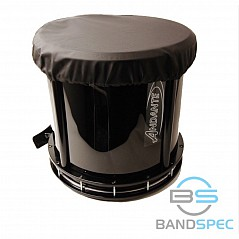 Drum Rain Cover The drum cover is made for use when playing outdoors to protect the drum from rain and moisture When rain lies on the head, it flattens the drum and produces a dull sound