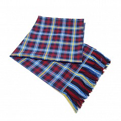 Highland Titles (Laird of Glencoe, Laird of Lochaber) Tartan Stole Tartan stoles have increased in popularity in Scotland and have become a very fashionable accessory for the casual and more